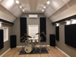 Acoustic Panels for music room