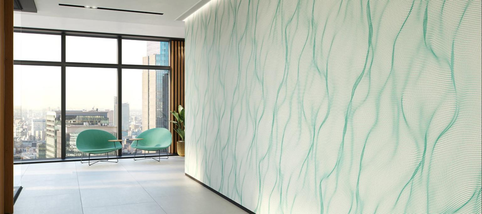 Acoustic Wall Pattern - Large