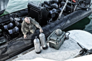 On Boats - Cooler Case